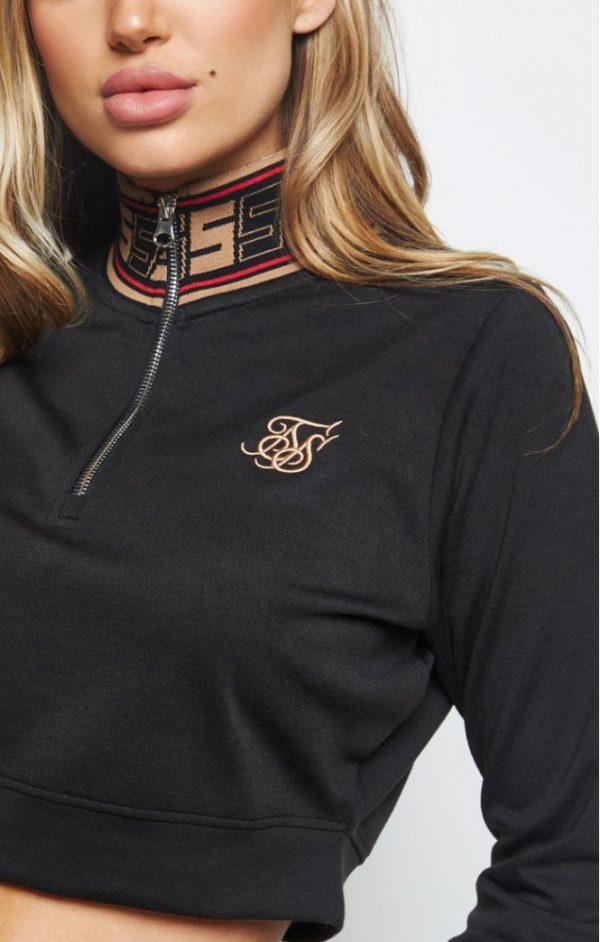 siksilk-distinction-quarter-zip-crop-hoodie-black-p6016-60242_medium