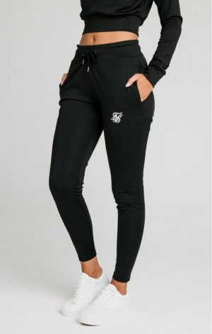 SikSilk Zonal Track Pants – Black