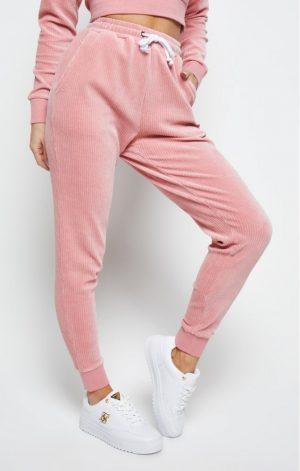 SikSilk Allure Joggers – Pink