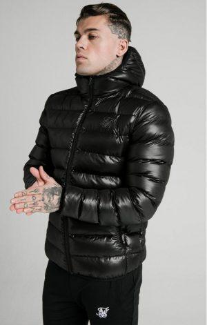 SikSilk Atmosphere Jacket – Black