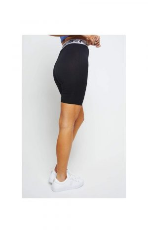 SikSilk Velocity Cycle Shorts – Black