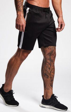 Gym King Nebby Short – Black