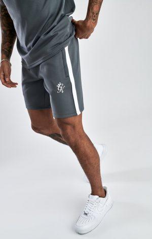 Gym King Nebby Short – Dark Grey
