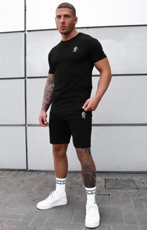 Gym King Origin T-Shirt – Black