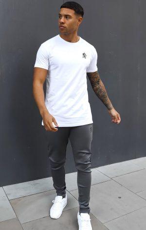 Gym King Origin T-Shirt – White