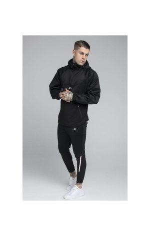 SikSilk Tranquil Training Pants – Black & Grey