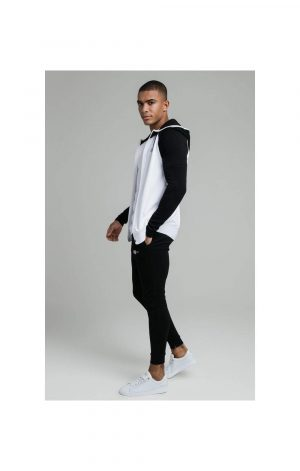 SikSilk Agility Textured Track Pant – Black