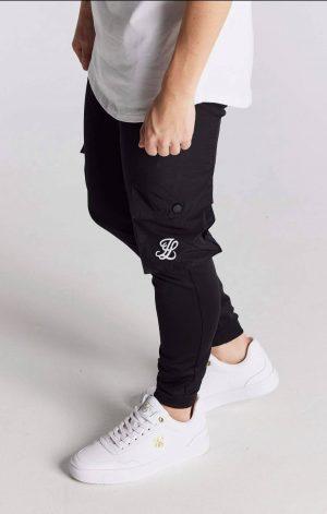 Illusive London Joggers – BlackCargo Pants