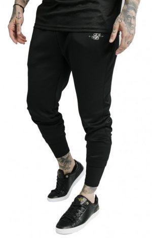 Tranquil Dual Cuff Pants – Black