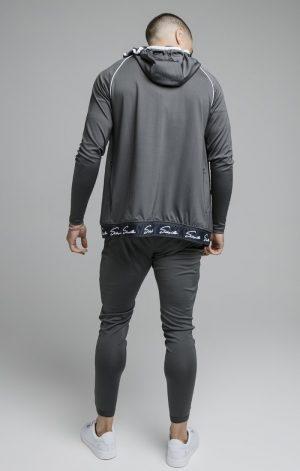 SikSilk Scope Signature Tape Pants – Grey