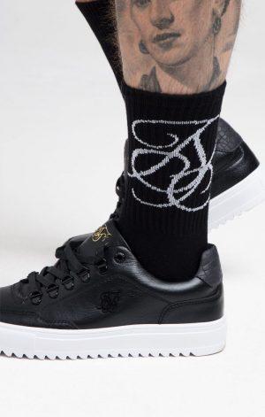 SikSilk Socks – Black